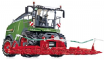 Wiking 077813 1:32 Diecast Fendt Katana 85 Forage Harvester